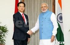 """PM : Vietnam-Inde, """"une amitié traditionnelle solide"""""""