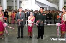 La Journée des volontaires vietnamiens au Laos célébrée à Vientiane