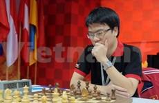Echecs: Quang Liem cale, Truong Son pousse ses pions