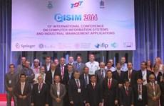 """Conférence internationale sur """"Les systèmes informatiques et leurs applications dans la gestion industrielle"""""""