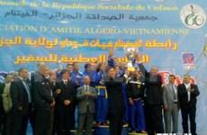 Le deuxième tournoi de Vovinam Viet Vo Dao à Alger
