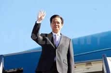 Le PM participe au 25e Sommet de l'ASEAN au Myanmar