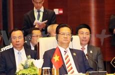 Le PM Nguyen Tan Dung au 25e Sommet de l'ASEAN