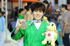 Deux médailles d'or vietnamiennes aux 4es Jeux de plage asiatiques