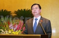 Le ministre de l'Industrie et du Commerce répond aux interpellations des députés