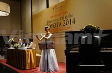 """Concert Toyota 2014 : """"Music that moves lives"""""""