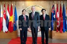 Le Vietnam joue un rôle actif dans la promotion des relations ASEAN-UE