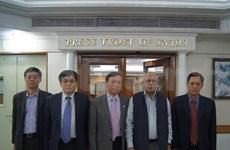Presse: l'Inde veut booster la coopération avec le Vietnam