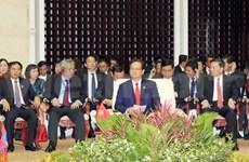 Le 8e Sommet CLV pousse à une coopération accrue