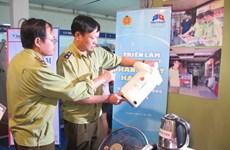De la lutte contre la contrefaçon et la contrebande