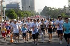 Plus de 16.000 participants à la course Terry Fox 2014