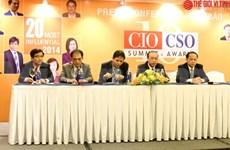 ASEAN CIO/CSO Awards : 14 représentants vietnamiens à l'honneur