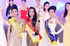 Nguyen Cao Ky Duyen sacrée Miss Vietnam 2014