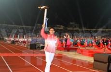 Ouverture des 7e Jeux sportifs nationaux à Nam Dinh
