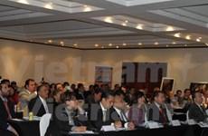 Colloque sur les opportunités d'affaires et d'investissement au Mexique