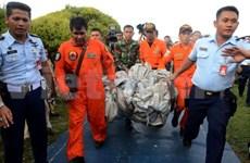 AirAsia: Sept corps repêchés, les recherches interrompues