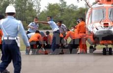 Poursuite des recherches du vol QZ8501