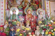 Le culte de la Sainte-Mère dans la culture contemporaine vietnamienne