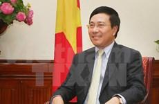 Diplomatie : activités extérieures animées et efficientes