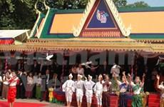 Le Cambodge commémore la victoire sur les Khmers rouges