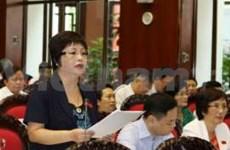 Une députée suspendue de ses fonctions et arrêtée