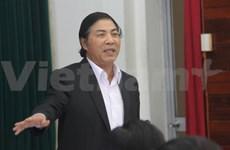 Nguyên Ba Thanh rentre à Da Nang pour traitement médical