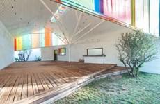 """La chapelle de A21studio à HCM-Ville : """"ouvrage architectural préféré"""" en 2014"""