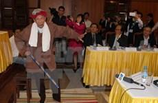 Un colloque scientifique international sur le jeu traditionnel Bài choi à Binh Dinh
