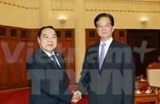 Le PM reçoit le ministre thaïlandais de la Défense