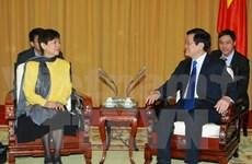 Vietnam et Chine renforcent l'amitié entre peuples