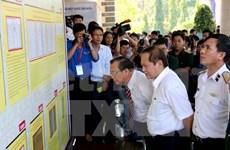Souveraineté: exposition sur Hoang Sa et Truong Sa à Binh Thuan