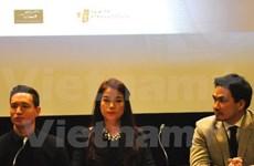 Cinéma : Vietnam et Italie discutent de possibilités de coopération
