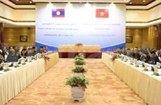 Le Comité intergouvernemental Vietnam-Laos réuni à Hanoi