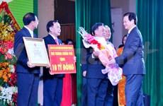 Nouvelle ruralité : Xuan Loc et Long Khanh exemplaires