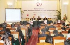 Colloque international sur les relations Vietnam-Etats Unis