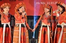 Les beaux traits culturels des minorités ethniques présentés à Hanoi