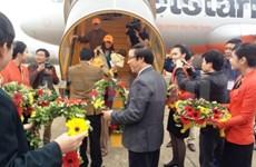 Jetstar Pacific inaugure la ligne Thanh Hoa-Buon Ma Thuot