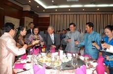 Rencontres du Têt au Laos, aux États-Unis et en Turquie