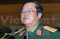 Défense : le Vietnam participe à une réunion de l'ASEAN