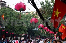 Multiples activités culturelles et artistiques pour accueillir le Tet