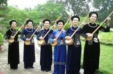 """Le """"then hoi"""" des Tày de Quang Ninh"""