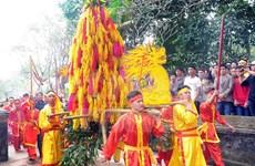 Ouverture de grandes fêtes traditionnelles dans les environs de Hanoi