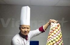 Un Vietnamien à la tête des cuisines d'un grand hôtel