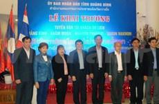 Ouverture d'une voie touristique de Quang Binh vers le Laos et la Thaïlande
