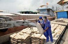 Exportation de ciment: le Vietnam s'affirme à l'international