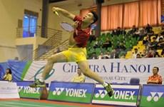 Badminton : prochainement un tournoi international à Hanoi