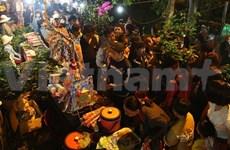 Petite histoire du marché à la maison communale de Bich La