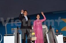 Le PM Nguyen Tan Dung entame sa visite en Australie