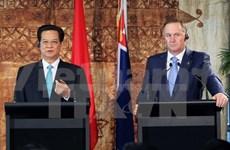 Une étape supplémentaire dans les relations Vietnam - Australie - Nouvelle-Zélande