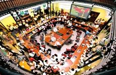 La Bourse de Hanoi souffle ses dix bougies